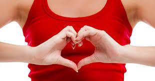 photo doigt en coeur
