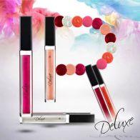 Maquillage rouge à lèvre