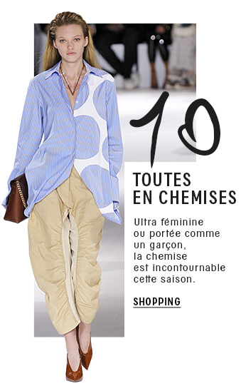 Article porter la chemise photo 3