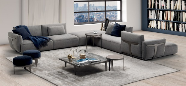 Photo grand canapé