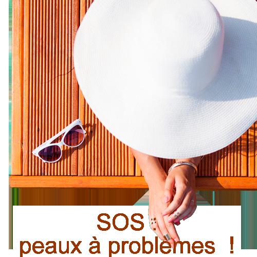 Article SOS peaux à problèmes photo 3bis