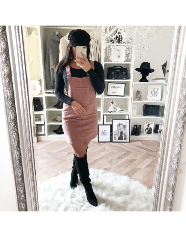 Article chic en velours mademoiselle chic