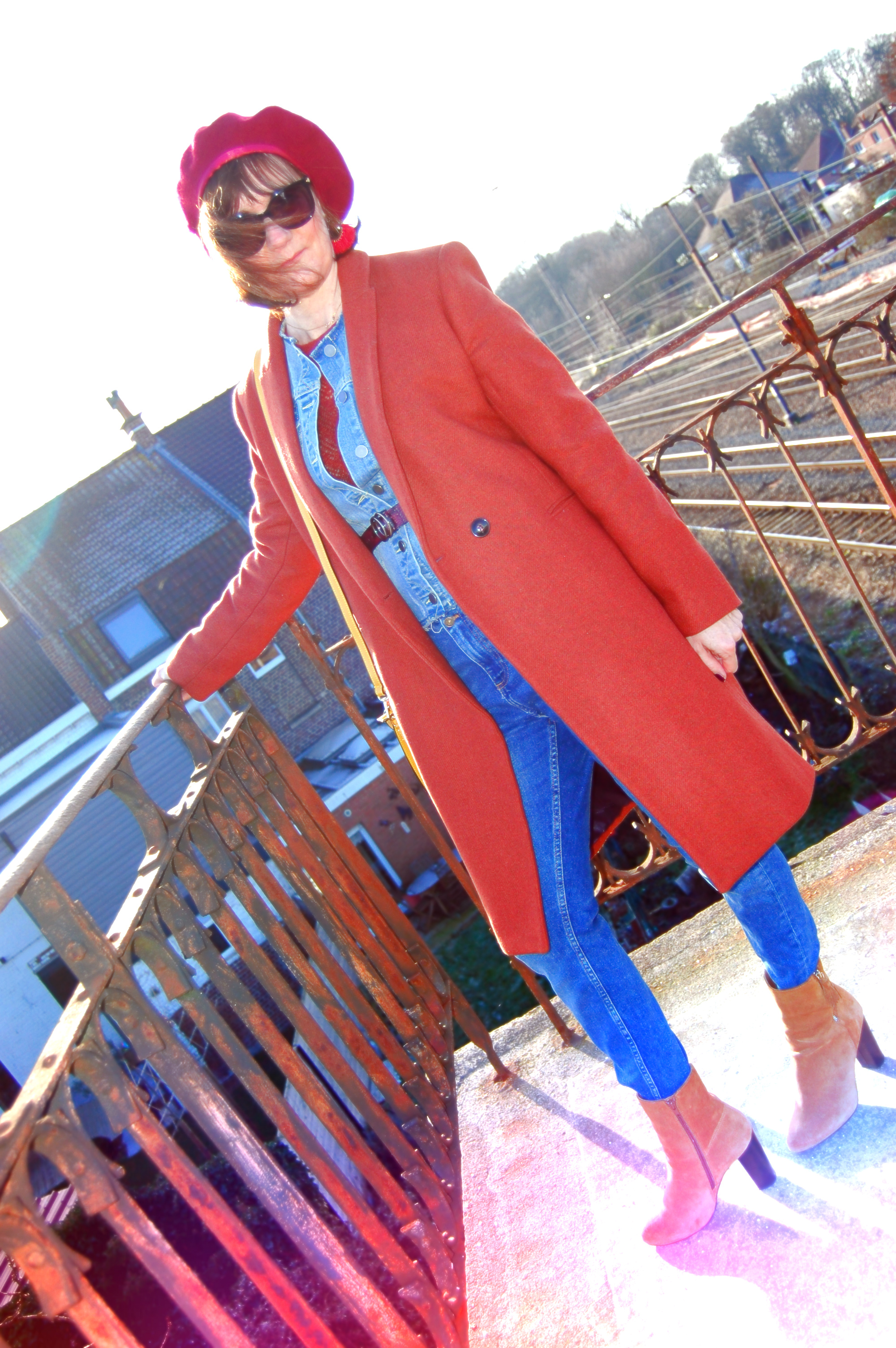 Véritable caméléon du style, cette saison le manteau long s\u0027adapte à toutes  nos envies  que vous vous sentiez d\u0027humeur sportswear, militaire, working  girl