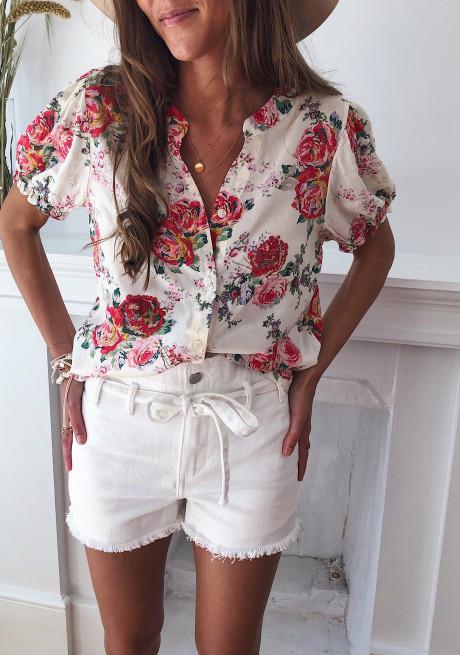 chemise-a-courtes-manches-judith-beige-a-fleurs-84 EASY CLOTHES