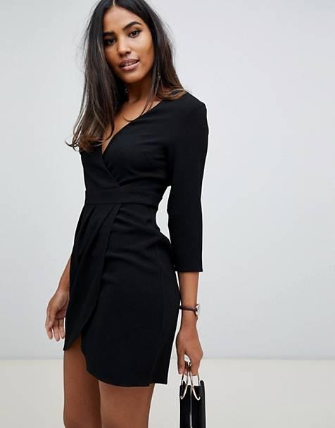 Asos robe noire